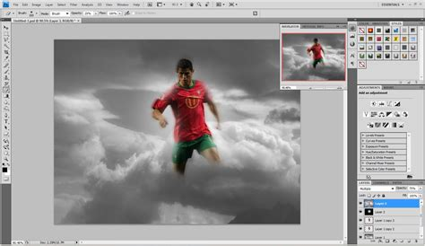 design grafis photoshop cs4 how to create a football wallpaper in adobe photoshop cs4