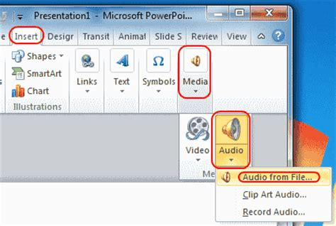 format audio in powerpoint powerpoint templates free download extra powerpoint