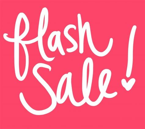 Sale Alert One Day Of Savings At Pink Mascara by Flash Sale Designs