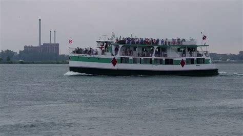 detroit river boat tours diamond jack river tours tour boat on the detroit river