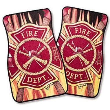 Firefighter Floor Mats by Truck Floor Mats Lol Firefighter S
