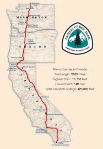 the basics the pacific crest trail pct is the