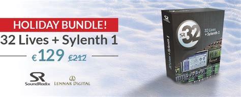 Sale Bundle 32 sound radix sylenth1 32 live bundle 40