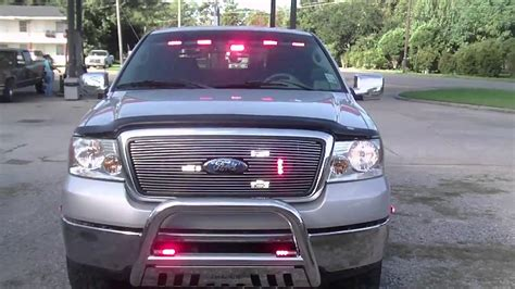 ford f150 lights ford f150 front emergency lights