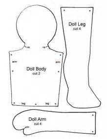 rag doll patterns free printable search results