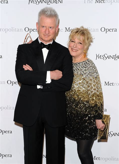 bette midler spouse bette midler and martin haselberg photos photos the
