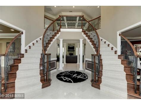 foyer guard look inside 1 799m country club home w 2 story foyer