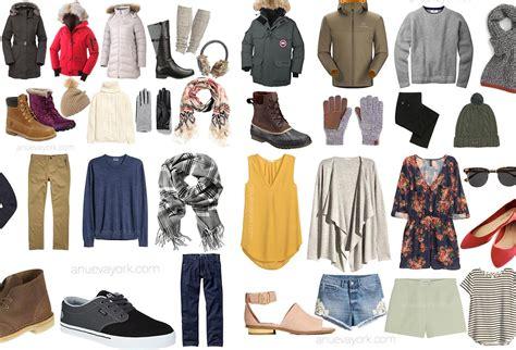 camisas italianas ropa por el tiempo en nueva york y qu 233 ropa llevar seg 250 n la 233 poca