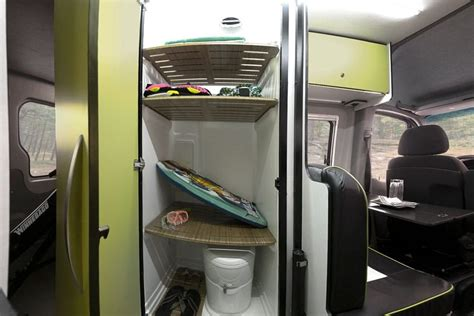 Awning 4x4 Revel 4x4 Camper Van Charts A New Course For Winnebago