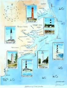 lighthouses of carolina beloved