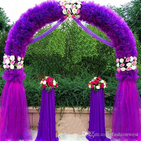 Wedding Arch Way by Wedding Arch Wedding Decorations Props Way Garden Quin 2