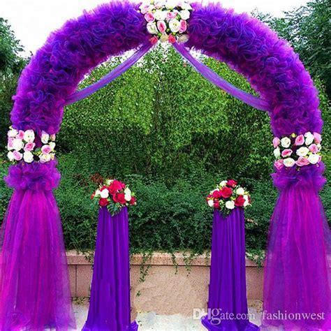 Wedding Arch Wedding Decorations Props Way Garden Quin 2