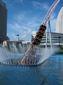 Rollercoaster Dubai Unique Rollercoasters Of World Branded Pleasures