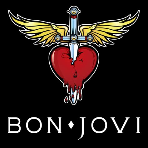 tattoo logo bon jovi bon jovi black v 2 by tjsudac on deviantart
