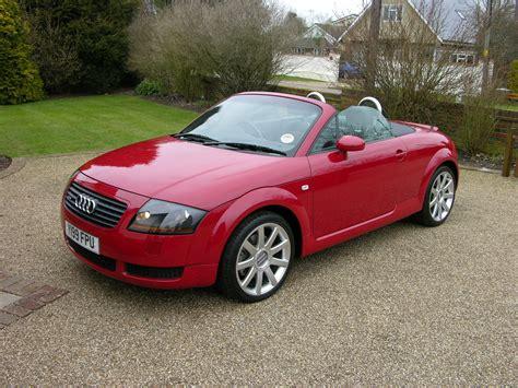 Audi Tt Rot by Audi Tt Roadster Red