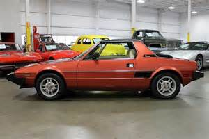 1980 Fiat X19 For Sale 1980 Fiat X1 9 Post Mcg Social Myclassicgarage