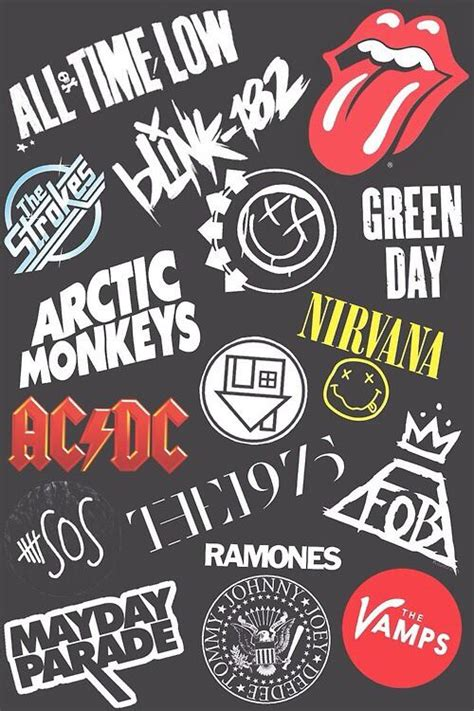 themes for tumblr rock bands wallpaper tumblr google search bandoms and music