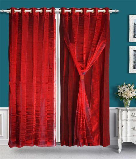 just curtains just linen single door eyelet curtain buy just linen