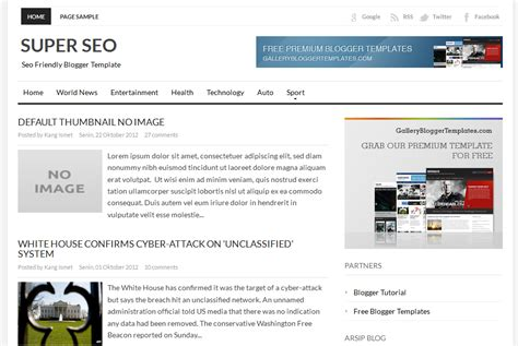 8 best images of free blog templates blogger blog best blogger templates seo friendly 2014 blogger seo