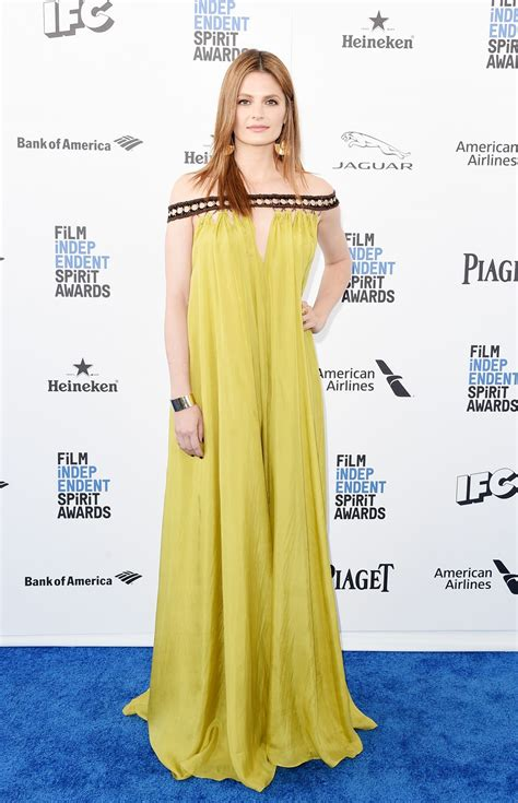 Independent Spirit Awards by Stana Katic 2016 Independent Spirit Awards In Santa