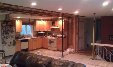 Split Level Open Floor Plan   Apex Carpentry LLC