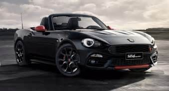 Fiat Abarth 124 Spider Abarth 124 Spider Automobile Diagnose
