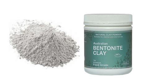 Bentonite Clay Detox Bath Recipe by Diet For One Week Effective Weight Loss Food Plans