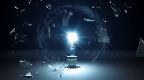after effects templates free light bulb after effects template light bulb explosion logo reveal