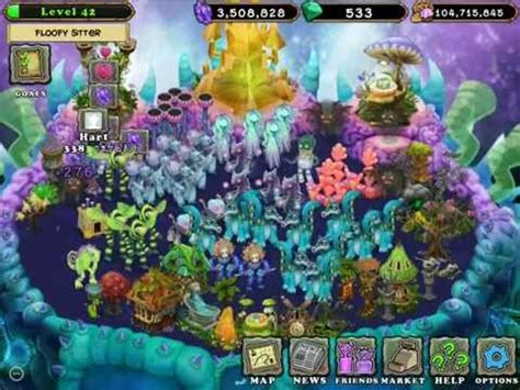 My Singing Monsters Ethereal Island - YouTube Ethereal Island
