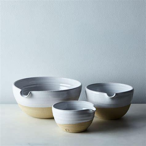 pantry mixing bowls  food