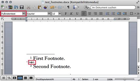 format a footnote in word how to write footnotes