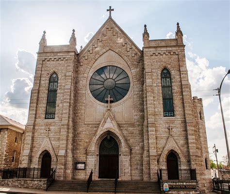 st catholic church st the apostle catholic church joplin mo1 ave