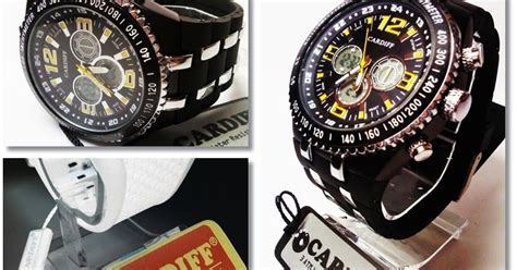 Harga Jam Tangan Merk Cardiff jam tangan army cowok jam simbok