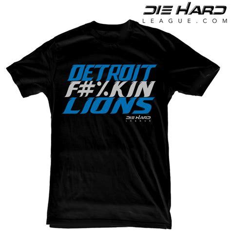 T Shirt Detroid detroit lions t shirts detroit fn lions black