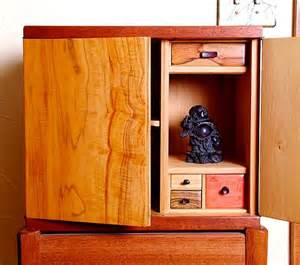 krenov last cabinet open view furniture cabinet