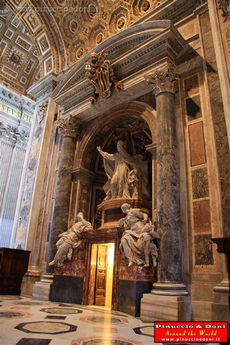 interno san pietro roma e vaticano 2 roma vaticano basilica di san pietro