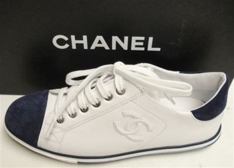 17 best images about chanel tennis shoes on