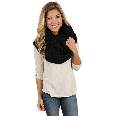 Pant By Airin Boutique keeping it cozy infinity scarf black impressions s clothing boutique