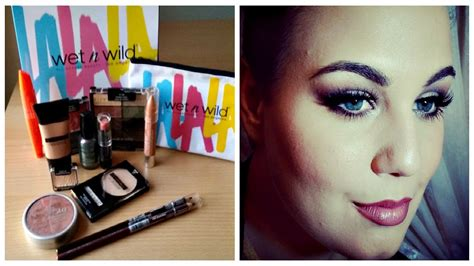 comfort zone tutorial all wet n wild make up tutorial mini review comfort