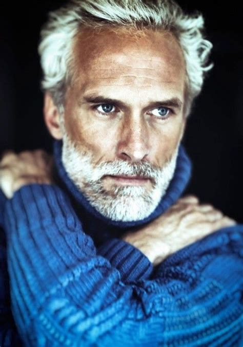 good looking men with grey hair 324 best images about silver fox men on pinterest paul