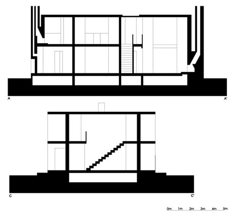 Esherick House Section by 17 Best Images About Louis Kahn Esherick House On