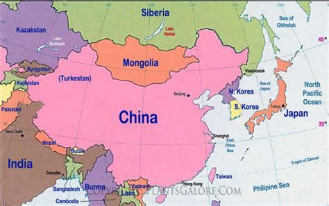 map of eastern asia image gallery eastern asia