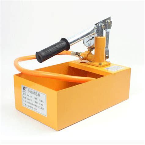 Plumbing Pressure Tester by Buy Wholesale Manual Water Pressure Test From