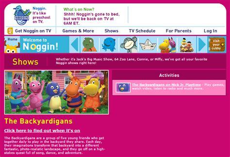 noggin the backyardigans wiki