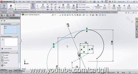 tutorial solidworks cam video tutorial on cam follower mechanism in solidworks