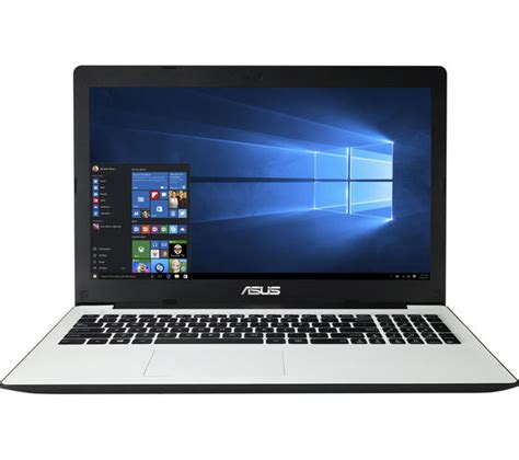 Laptop Asus White buy asus x553ma 15 6 quot laptop white free delivery currys