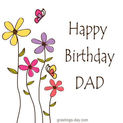 Happy Birthday Cards For Dads Greeting Cards For Every Day December 2015