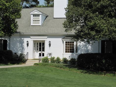 Cabins At Augusta National by Burgh Golfer