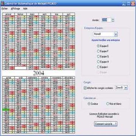 Calendrier Automatique T 233 L 233 Charger Calendrier Automatique Pour Windows Shareware