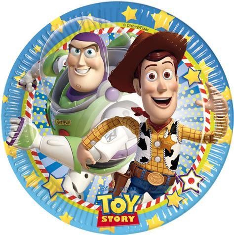 imagenes feliz cumpleaños toy story comprar platos de toy story online